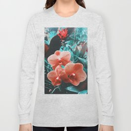 Tropic Orchid Love Long Sleeve T-shirt