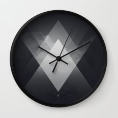 Noir Wall Clock