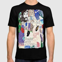Collage 46 T-shirt