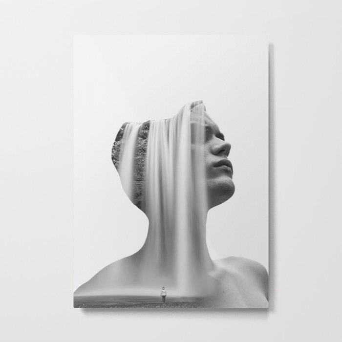 Power of Nature Metal Print
