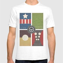 The Mighty Avengers T-shirt