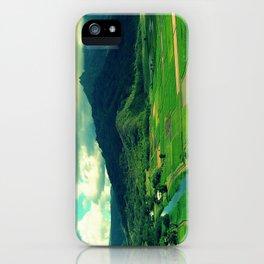 Hanalei Valley iPhone Case