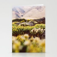 big sur Stationery Cards featuring Big Sur by Shannon Lepere