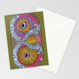 The Eyes! Stationery Cards