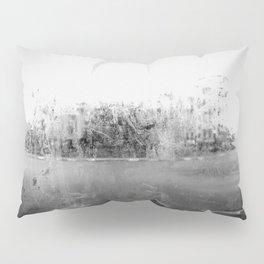 A través del cristal (black and white version) Pillow Sham