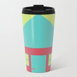 What Are We For: New Beginnings Metal Travel Mug