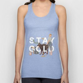 Stay Gold Unisex Tank Top