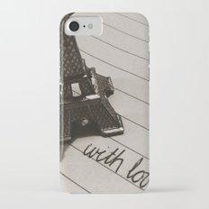 from paris... Slim Case iPhone 8