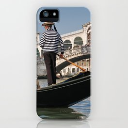 Grand Canal, Venice iPhone Case