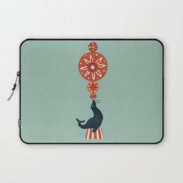 Circus Seal Laptop Sleeve