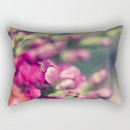 market flowers Rectangular Pillow
