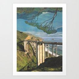 Big Little Lies, Mother Nature Despise Art Print