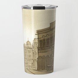 Sao Paulo 1910 Travel Mug