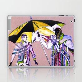 hamlet &  horatio go to American Laptop & iPad Skin