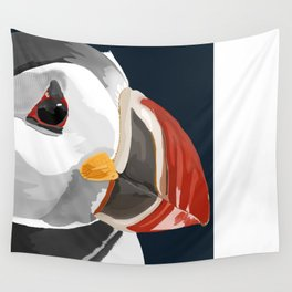 Pablo the Puffin Wall Tapestry