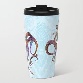 Electric Octopus Travel Mug