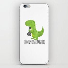 Tyrannosaurus Flex iPhone Skin