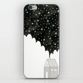 House in the Night iPhone Skin