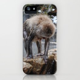 Hot Springs iPhone Case