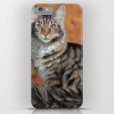 Maine coon P048 Slim Case iPhone 6s Plus