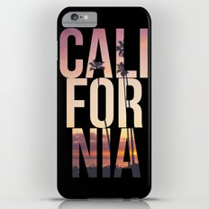 CALI FOR NIA iPhone 6s Plus Slim Case