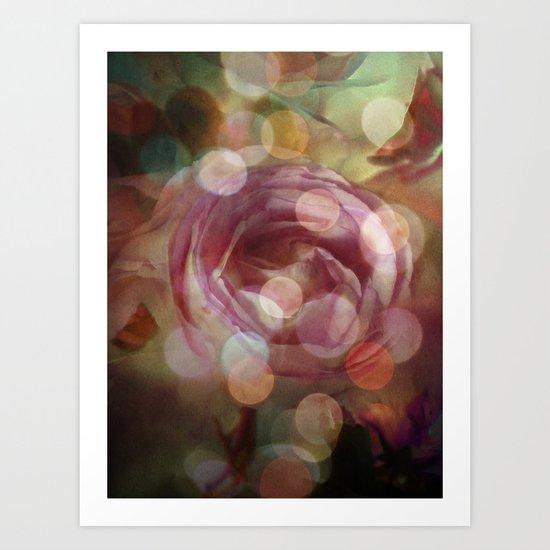 Polymnia Art Print