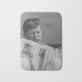 JFK Relaxing Outside Bath Mat