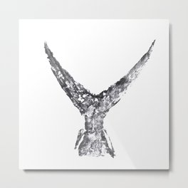 Mahi Tail Metal Print