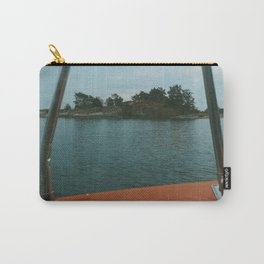Boat trip in the Archipelago Carry-All Pouch