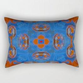 Kap Kaleidoscope Abstract 02 Rectangular Pillow