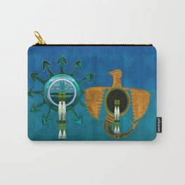 Of Sky Native American Carry-All Pouch
