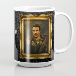 Tom Selleck - replaceface Coffee Mug