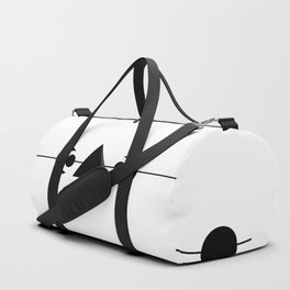 Pyramid Moons and Suns Duffle Bag