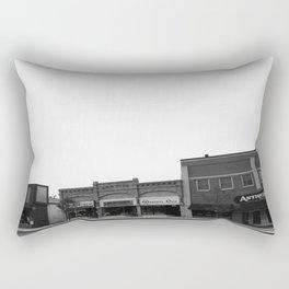 Small-Town Love Rectangular Pillow