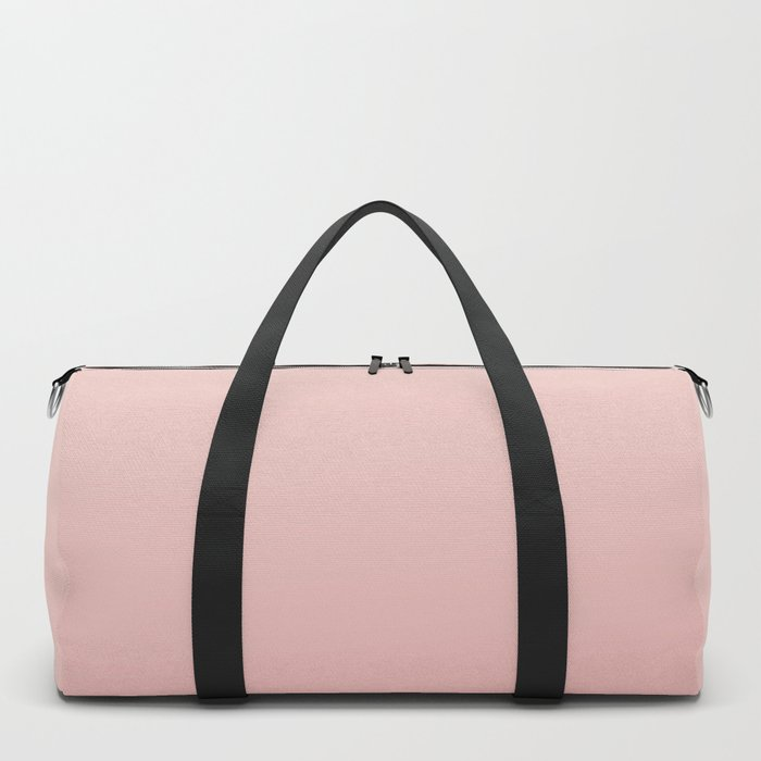 FREAK HEAT - Minimal Plain Soft Mood Color Blend Prints Duffle Bag