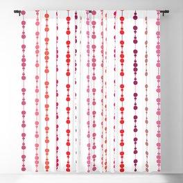 Multi-faceted decorative lines 12 Blackout Curtain
