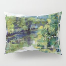 Sleepy Hollow Lake, NY Pillow Sham
