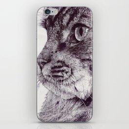 Big Cat iPhone Skin
