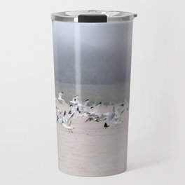 Fog And Friends Travel Mug