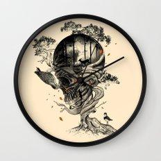 Lost Translation Wall Clock