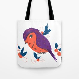 Eminence bird Tote Bag