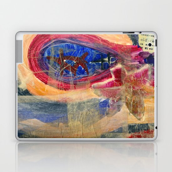 Collage Love - Nuren Laptop & iPad Skin