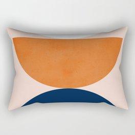 Abstraction_Balance_Minimalism_001 Rectangular Pillow