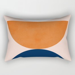 Abstraction_Balance_Minimalism_001 Rectangular Pillow