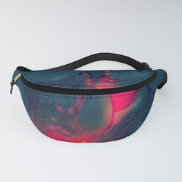 Glowing in the Dark Fanny Pack