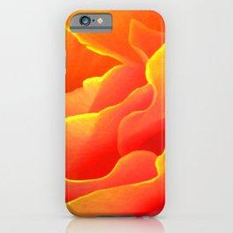 I adore Orange Roses - JUSTART (c) iPhone Case