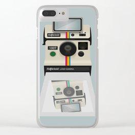 Selfieroid Clear iPhone Case