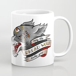 May the Dread Wolf Take You Coffee Mug