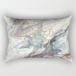 Kintsugi, a reworking of 33 Rectangular Pillow