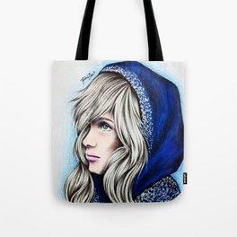 Jacqueline Frost Tote Bag
